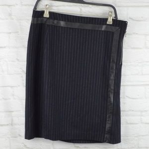 $10 Deal! Club Monaco pinstripe skirt